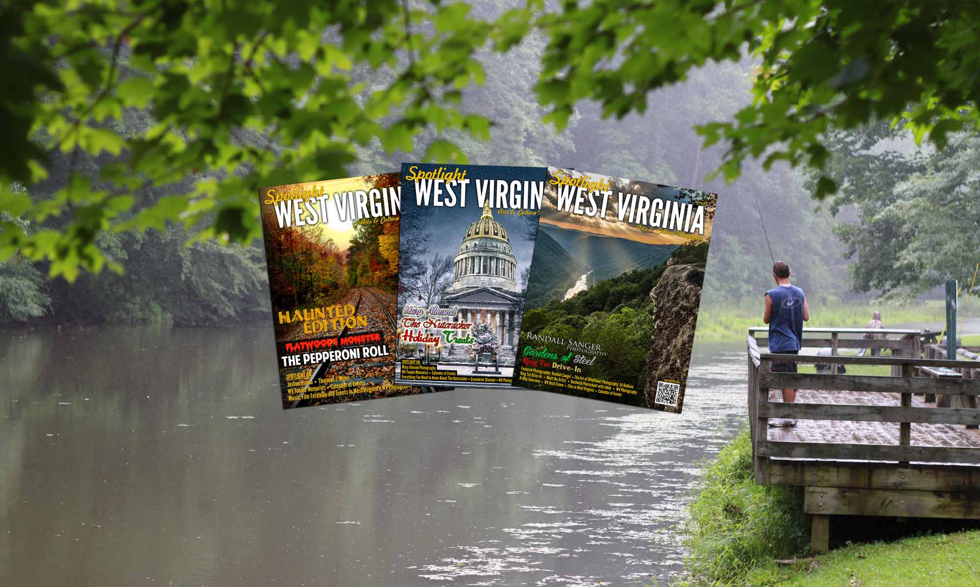 PUBLISHING: SPOTLIGHT WEST VIRGINIA MAGAZINE